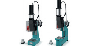 Mader NP & XL-NP Series (Manually assisted pneumatic toggle presses)